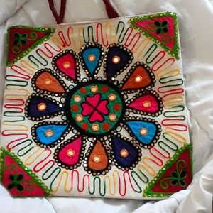 Handmade Large tote bag